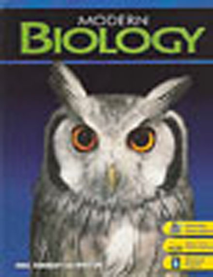 Holt Biology Textbook Gallery For > Moder...
